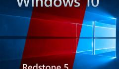 windows10 redstone5