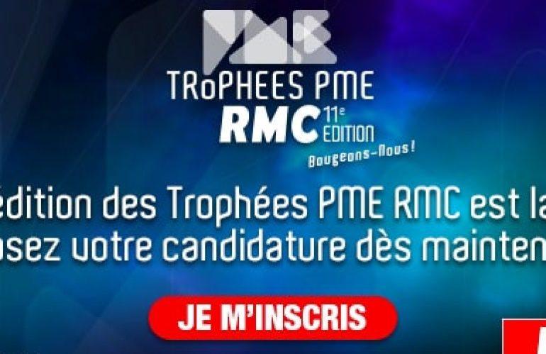 Trophées PME RMC : 100 000 € d'espaces publicitaires à gagner sur RMC